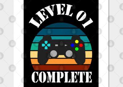 gamer level 1 - 2